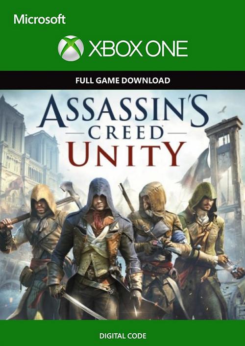 Assassins Creed Unity für nen Euro für Xbox One (cdkeys.com)