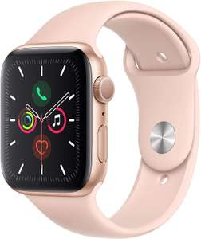 Apple Watch Series 5 (44mm, Alu, gold) - neuer Bestpreis