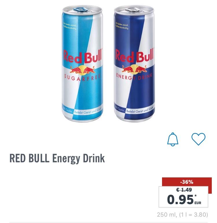 Red Bull Lidl