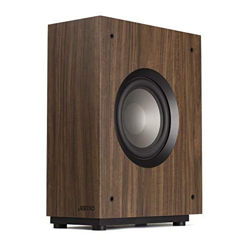 Jamo S 808 Sub 50 W Black, Walnut – Tieftöner (50 W, 39 – 180 Hz, 100 W)