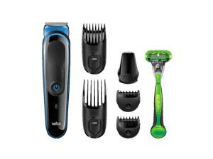 Braun Bartschneider Multi Grooming Kit 7 in 1 MGK3040