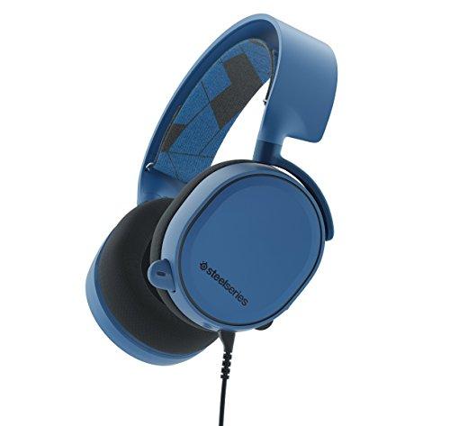 SteelSeries Arctis 3 kabelgebundenes 7.1 Gaming Headset boreal blau