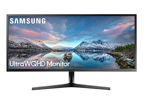 Samsung LS34J550WQU LED Display 86, 6 cm (34.1 Zoll) 4K Ultra HD 3440x1440 pixels