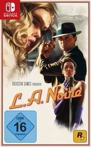 L.A. Noire (Nintendo Switch / Xbox One / PlayStation 4)