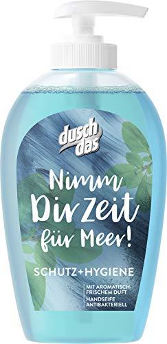 Duschdas Flüssigseife Schutz & Hygiene, 6er Pack (6 x 250 ml)