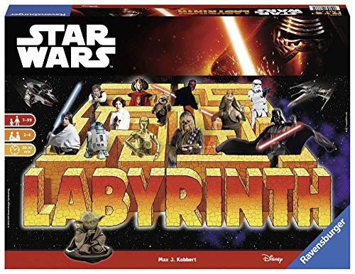 Das verrückte Labyrinth - Star Wars Labyrinth (Ravensburger 26666)