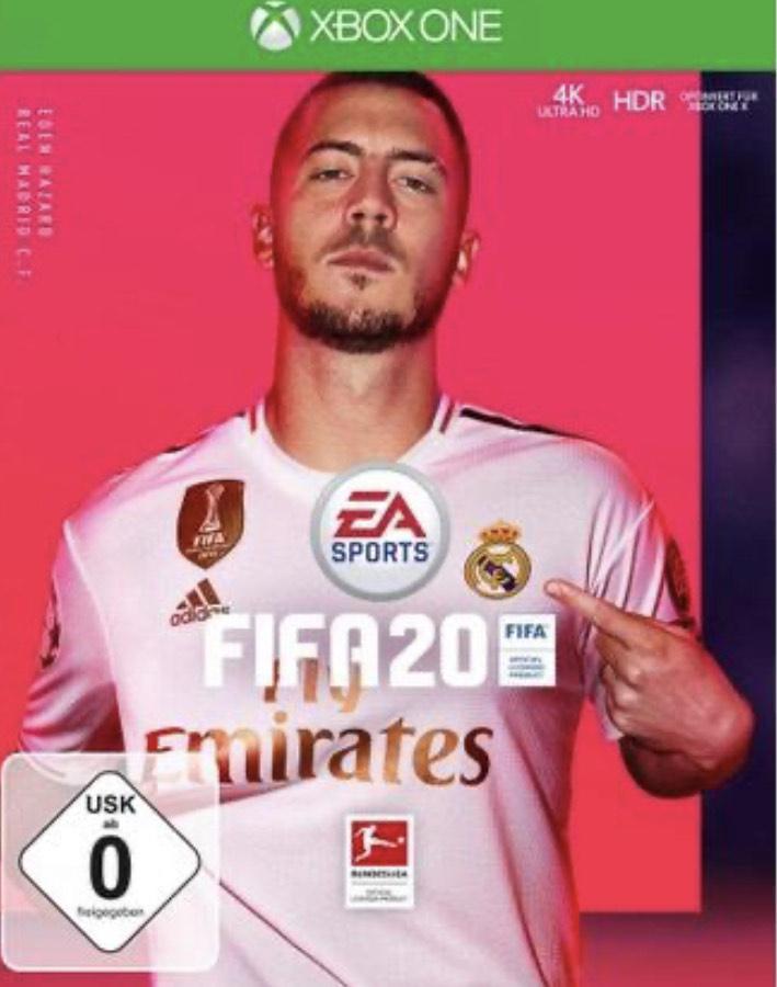 Fifa 20 für Xbox One Standard Edition