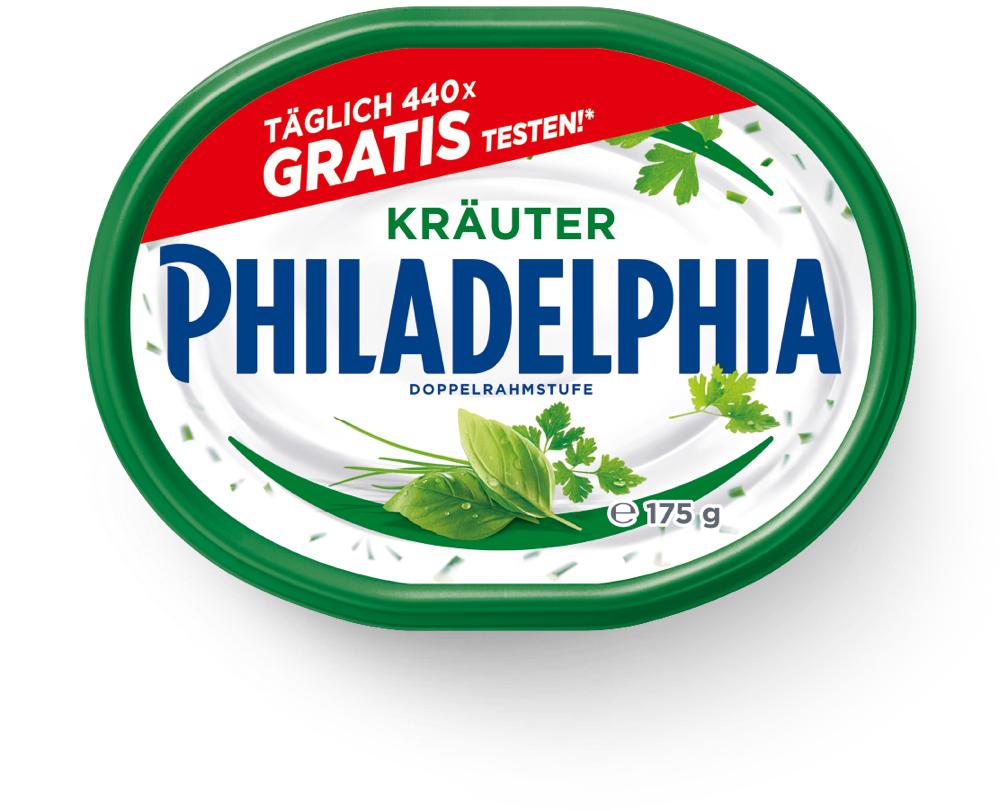 Philadelphia Cash back-Aktion