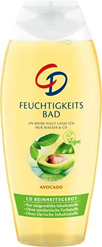 CD Feuchtigkeitsbad Avocado – Veganer Badezusatz  (6 x 500 ml)