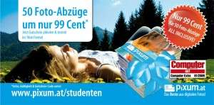 50 Fotoabzüge für 0,99€ bei Pixum