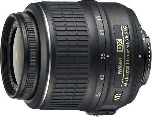Nikon 18-55mm f/3.5-5.6G AF-S VR DX Objektiv (Preisfehler)