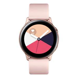Samsung Galaxy Watch Active rosegold R500 (Gen 1)