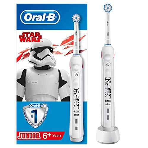 Oral-B Junior Elektrische Zahnbürste - Star Wars Edition
