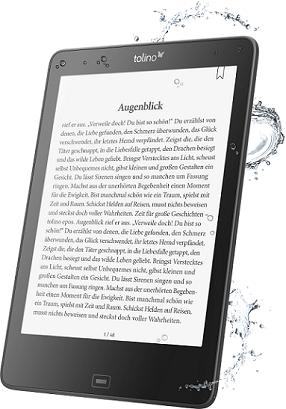 Thalia: eReader tolino epos zum Bestpreis!