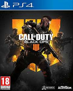 Call of Duty: Black Ops 4 + Calling Card (PS4 / Xbox One)