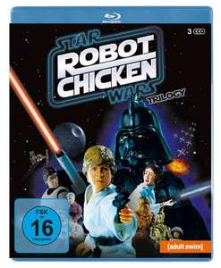 Robot Chicken Star Wars - Episoden 1-3 [BluRay]