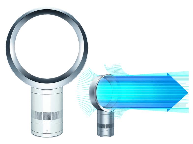 """Dyson AM06 Tischventilator weiß/silber (300895-01) mit Gutscheincode """"SATURN20"""" um 177,- inkl. Versand (saturn.at)"""