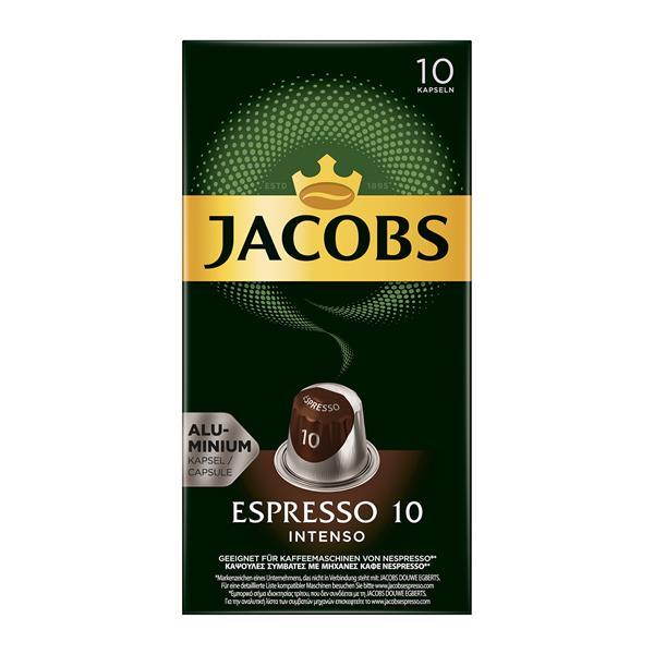 Jacobs Nespresso Kapseln 10Stk