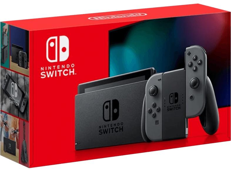 NINTENDO Switch Grau (neue Edition)