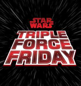 Star Wars Triple Force Friday - ein paar Angebote