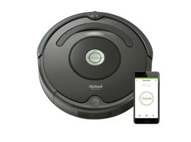 iROBOT Staubsaugroboter Roomba 676