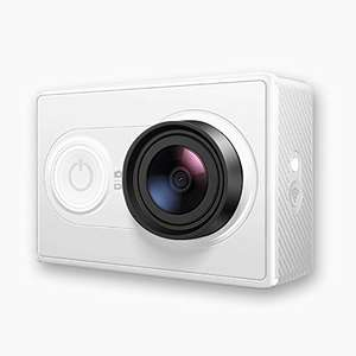 Yi Action Cam (1080p60, 16MP Sensor, 155° Wide-Lens, H.264 Encoding)
