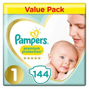 Pampers Premium Protection Gr. 1