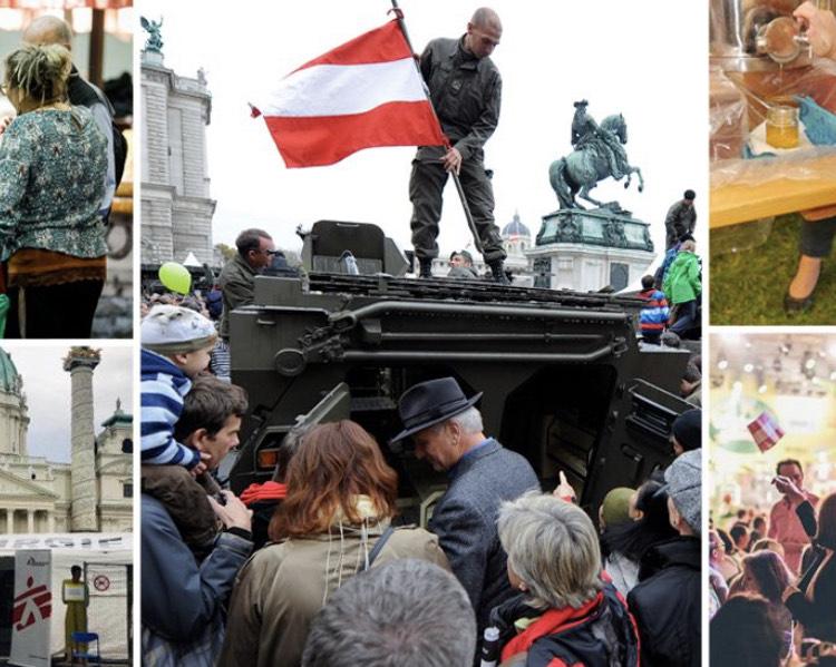 Gratis in Wien: Bei diesen Oktober-Events gibt es freien Eintritt