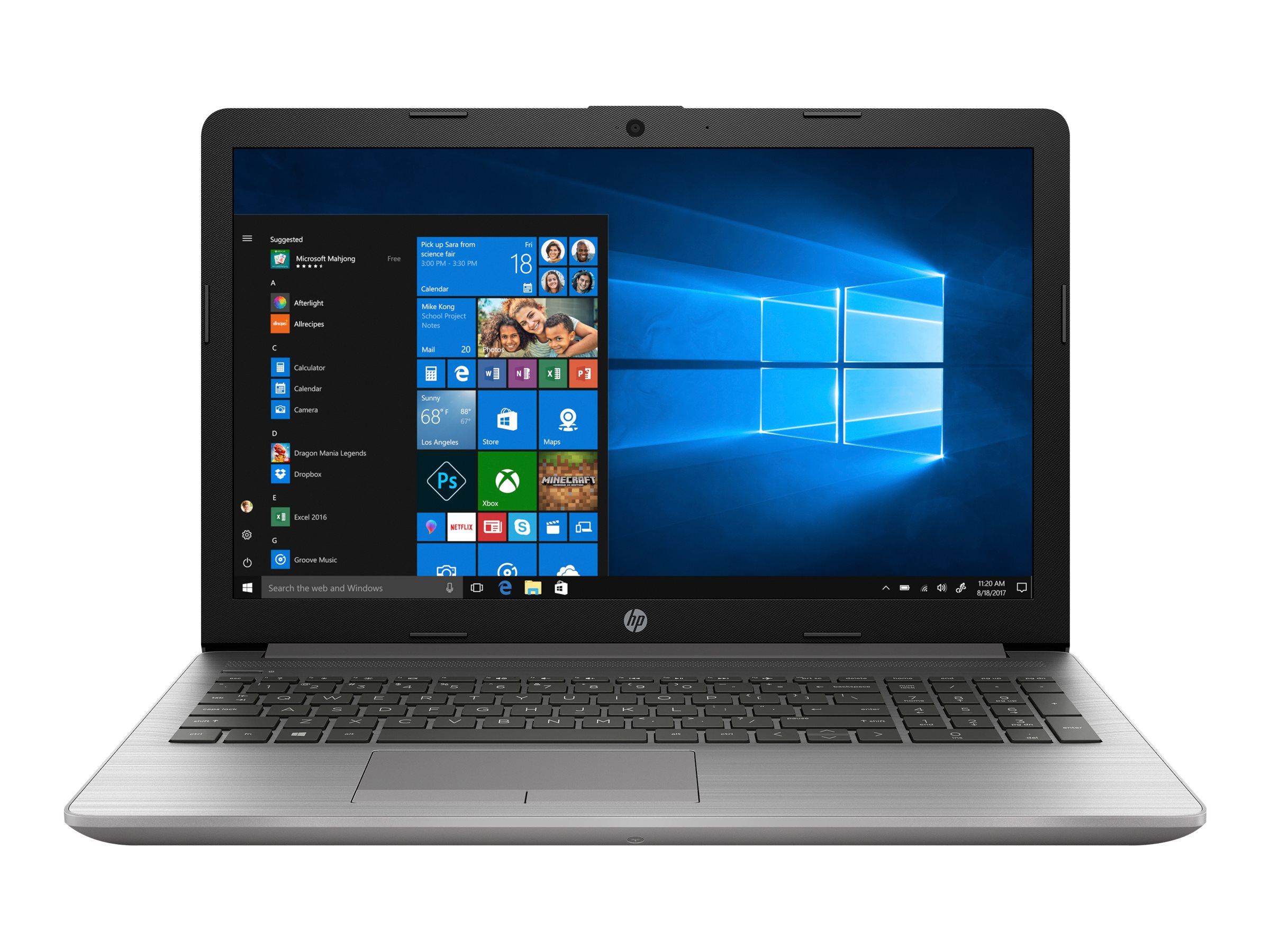 """15"""" HP Laptop mit aktuellem i5,SSD und Windows 10"""