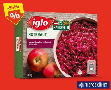 [Hofer] Iglo Rotkraut 600g Apfel/Maroni