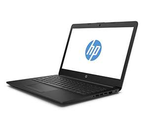 HP 14-cm0202ng (14 Zoll / Full HD) Laptop (AMD Ryzen 5 2500, 1TB HDD, 128GB SSD, 8GB RAM, AMD Radeon Vega 8, Windows 10 Home) schwarz
