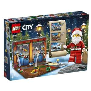 LEGO City - Adventskalender 2018