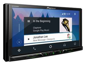 Pioneer SPH-DA230DAB 2DIN-Autoradio (7 Zoll Clear-Resistive-Touchpanel, Bluetooth, DAB+ Digitalradio, Apple CarPlay / Android Auto)