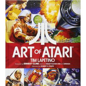 [Zavvi.de] Art of Atari Buch und Space Invaders Badge Set (viele andere Kombis möglich)