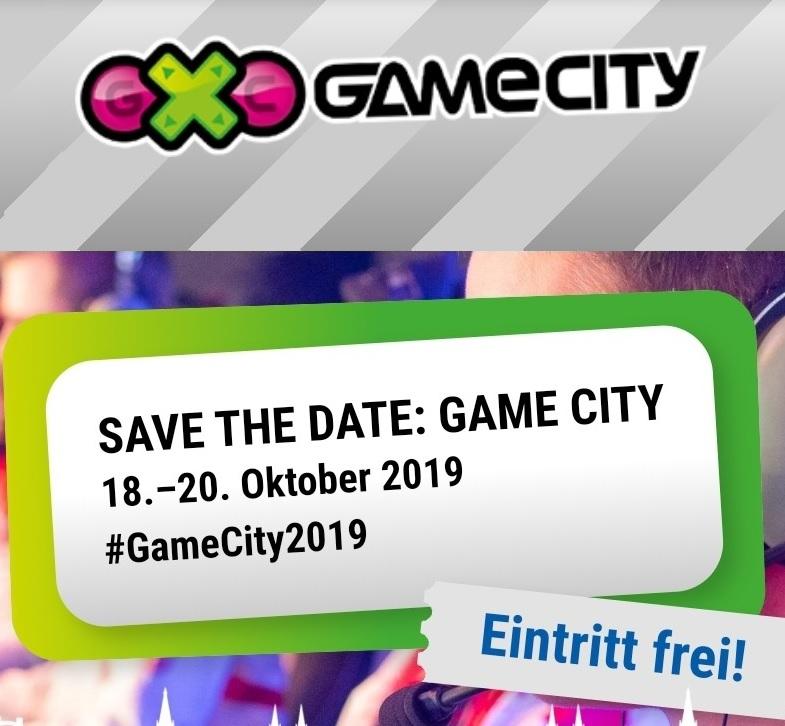 Game City 16+ / 18+ am 16. & 17.10 vorab beim Saturn abholen