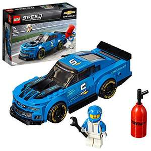 LEGO Speed Champions - Chevrolet Camaro ZL1 oder 1968 Ford Mustang Fastback