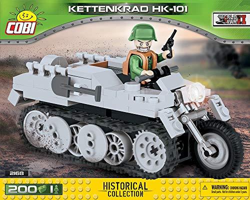 Cobi Historical Collection WW2 Sd.Kfz.2 Kettenkrad HK-101 (2168)
