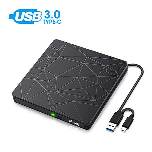 Externes USB 3.0 DVD Laufwerk