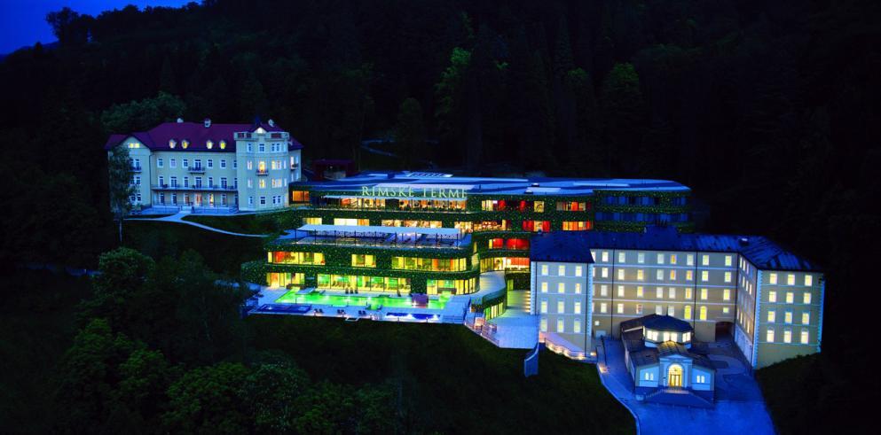4* Wellness Resort Rimske Terme in Slowenien (2 Personen, 2 Nächte, Halbpension, jeden Tag in die Therme)