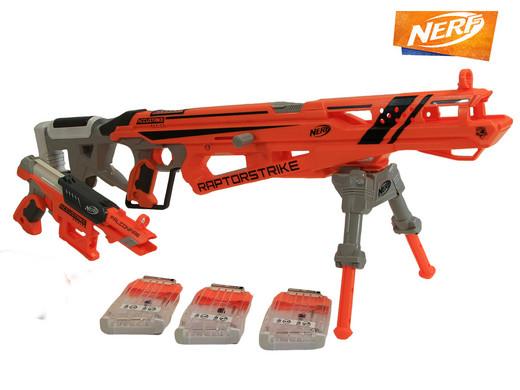 Nerf Elite Precision Strike Set
