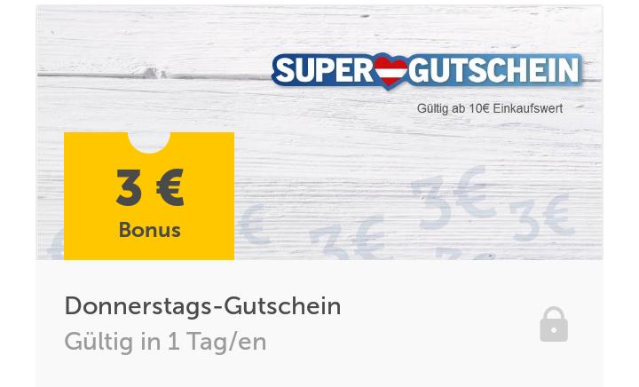 [Lidl App] 3 Euro Gutschein ab 10 Euro Einkauf am Donnerstag