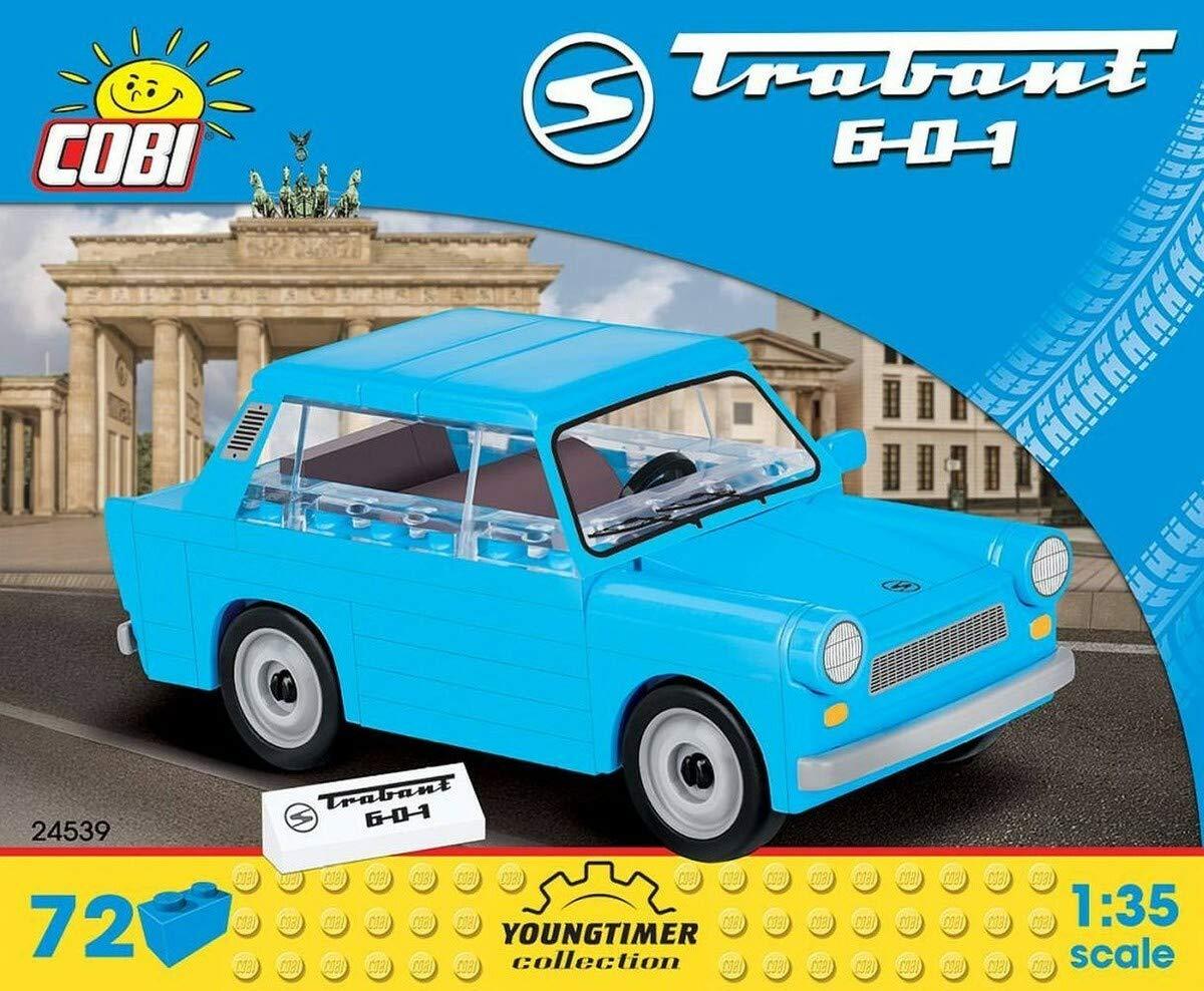Cobi Youngtimer Collection - Trabant 601 (24539)