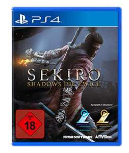 SEKIRO - Shadows Die Twice [PlayStation 4 / Xbox One]