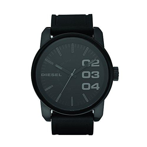 Diesel Armbanduhr DZ1446 mit Silikon-Armband