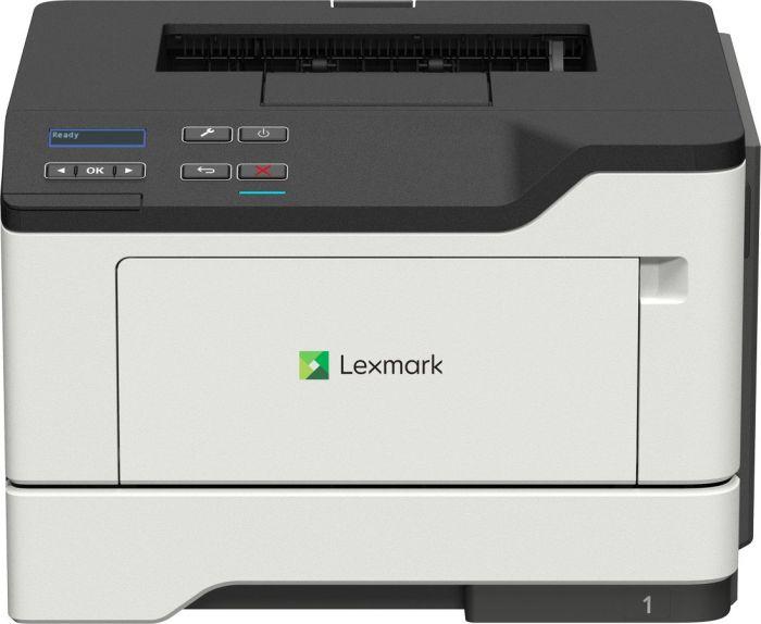 Lexmark B2338dw S/W-Laserdrucker (1200x1200dpi, 36 S/min, Duplexeinheit, WLAN, LAN, USB 3.0)