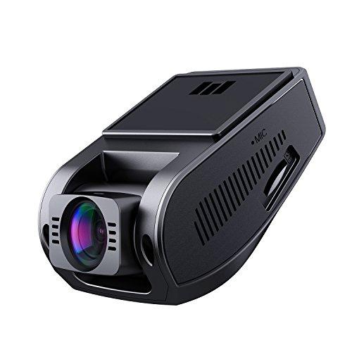 """Aukey Dashcam 1080P (170° Weitwinkel, WDR Nachtsicht, Bewegungssensor, Loop Aufnahme, 1,5"""" LCD)"""