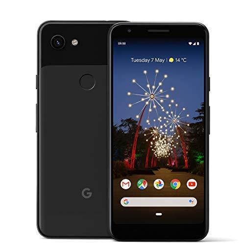 Google Pixel 3a, just black