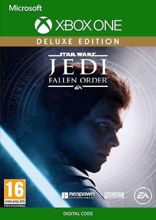 [XBOX] Digitale Deluxe Edition: Star Wars Jedi - Fallen Order