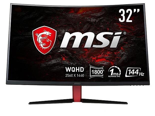 "MSI Optix AG32CQ, 32"" WQHD Gaming Monitor"