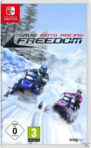 [Libro] Snow Moto Racing Freedom für Nintendo Switch